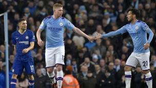 Manchester City 2 - Chelsea 1