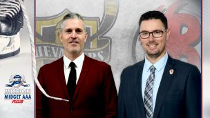 Mission Midget AAA : les entraîneurs de Québec à l'honneur