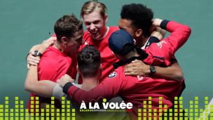 À la volée : Retour sur la finale surprise du Canada à la Coupe Davis