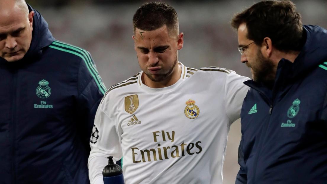 Meunier est triste de la blessure de Hazard — PSG