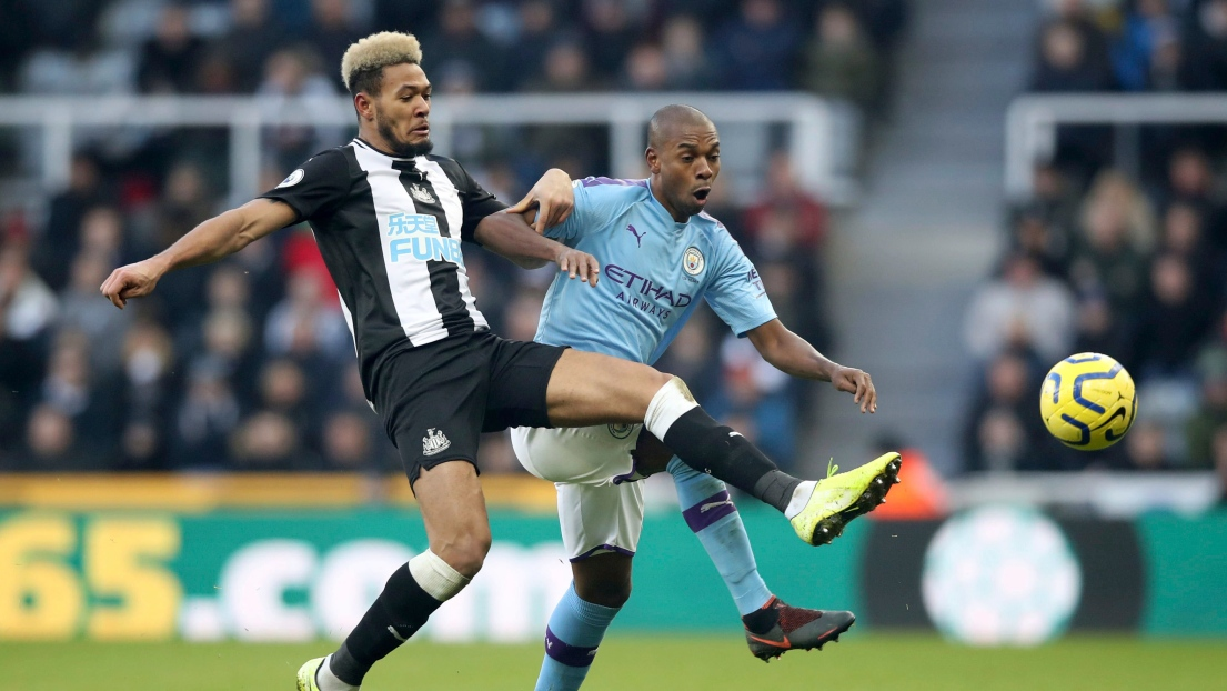 Manchester City accroché à Newcastle
