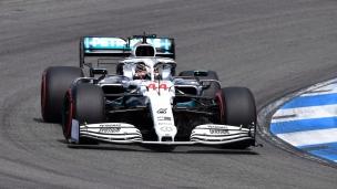 Hamilton partira premier à Abou Dhabi