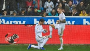 Alaves 1 - Real Madrid 2