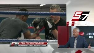 Le rôle d'un bon entraîneur à la boxe