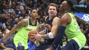 Timberwolves 114 - Mavericks 121