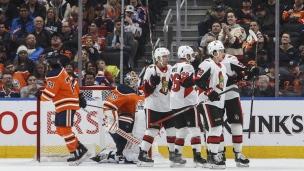 Sénateurs 5 - Oilers 2