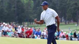 Woods dans le top-5 au Challenge Hero World