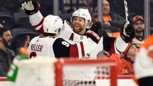 Coyotes 3 - Flyers 1