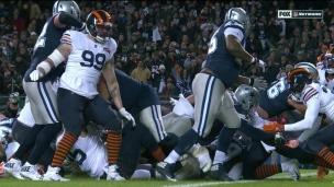 Zeke resserre l'étau