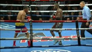 Yves Ulysse fils perd sa ceinture WBA « Gold »