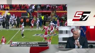 Fini les duels offensifs Chiefs-Patriots?