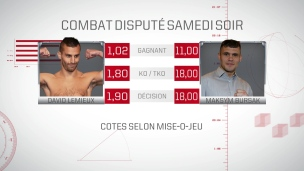 Victoire facile pour David Lemieux?