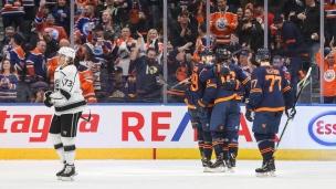 Kings 1 - Oilers 2