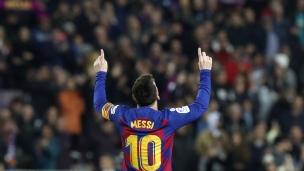 FC Barcelone 5 - Majorque 2