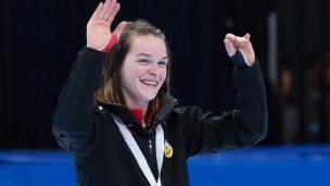 Courte piste : 3 autres médailles canadiennes