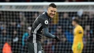 Aston Villa 1 - Leicester City 4