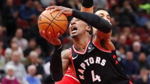 Raptors 93 - Bulls 92