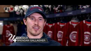 Brendan Gallagher : l'influence de son père