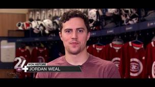 Jordan Weal : les sacrifices pour atteindre son rêve