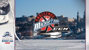 Mission Midget AAA : le Challenge Midget AAA CCM 2019 est à nos portes!