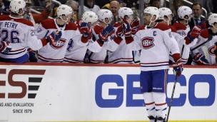 Canadiens 4 - Penguins 1