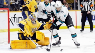 Sharks 1 - Predators 3