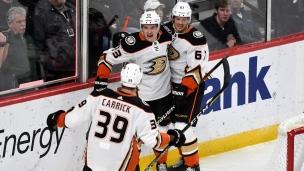Ducks 3 - Wild 2 (Tirs de barrage)