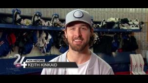 Keith Kinkaid : gardien depuis toujours