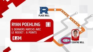 Deuxième séjour à Montréal pour Poehling