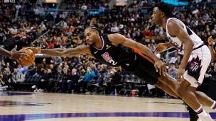 Clippers 112 - Raptors 92