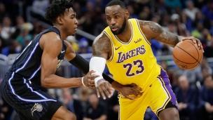 Lakers 96 - Magic 87