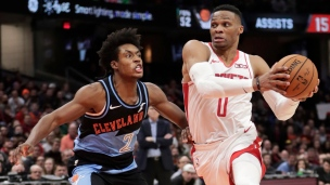 Rockets 116 - Cavaliers 110