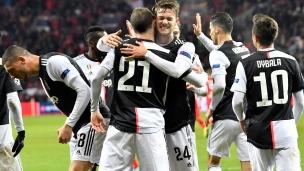 Bayer Leverkusen 0 - Juventus 2