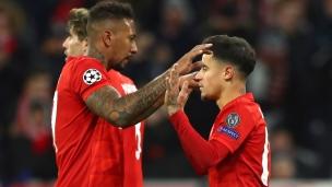 Bayern Munich 3 - Tottenham 1