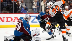 Flyers 1 - Avalanche 3