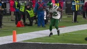Crowder danse pour sauver l'honneur des Jets