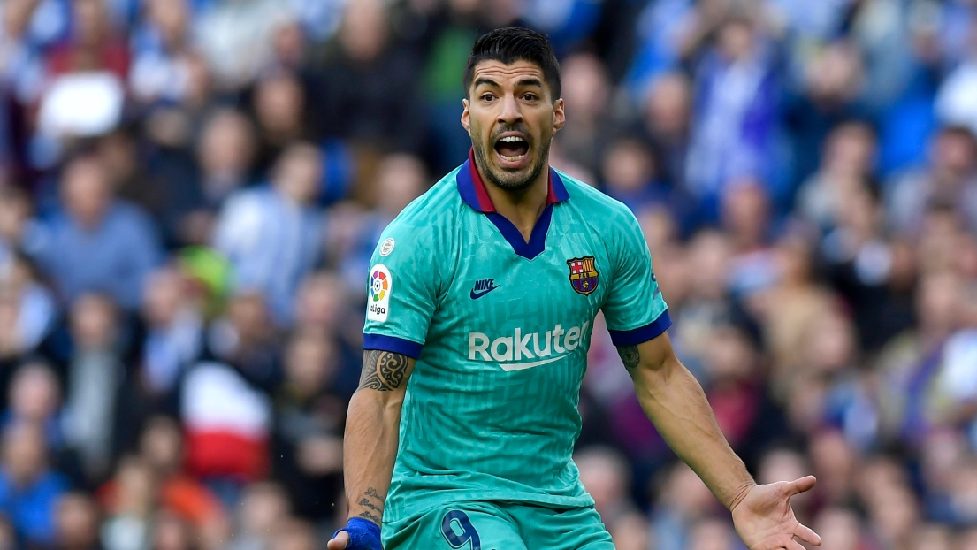 Barça : une très longue absence pour Suarez !