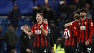 Chelsea 0 - Bournemouth 1