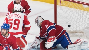 Red Wings 2 - Canadiens 1