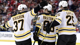 Bruins 4 - Panthers 2