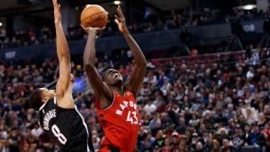 Nets 102 - Raptors 110