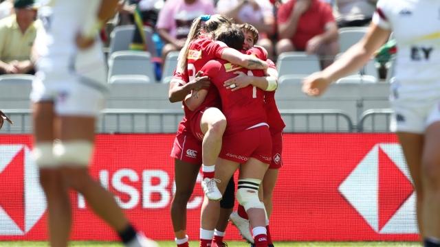 CM Rugby : le Canada en position favorable