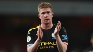 Arsenal 0 - Manchester City 3