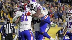 Bills 17 - Steelers 10