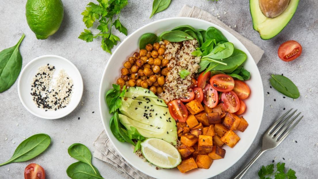 plat vegan