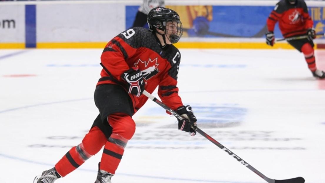 Le Canada bat la Finlande à son dernier match préparatoire — Mondial junior