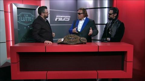PCO nous raconte son triomphe à la ROH