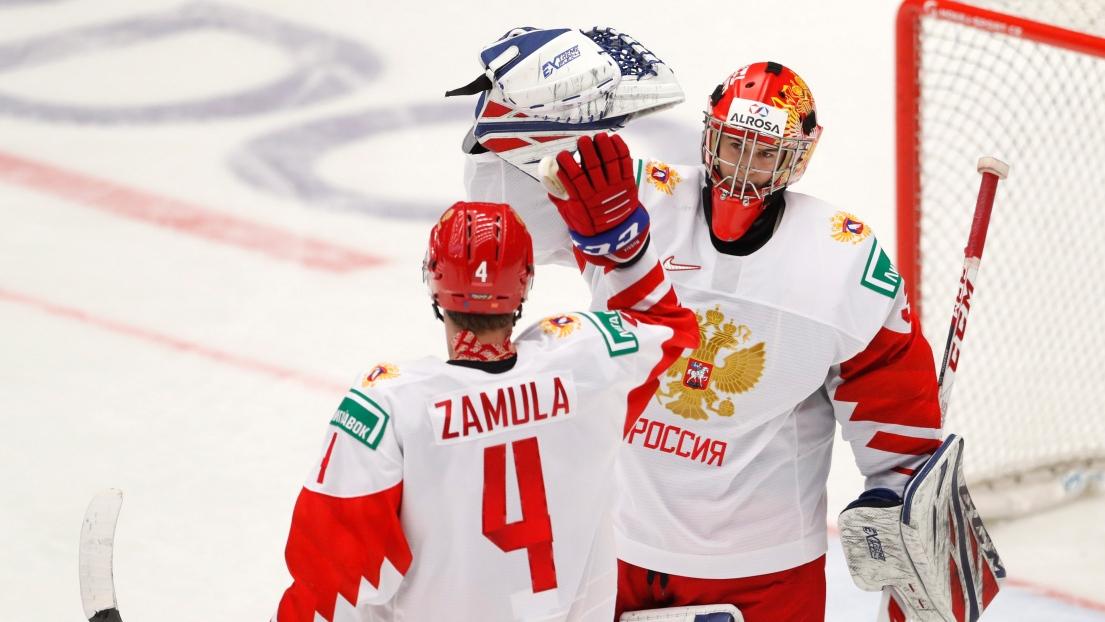Équipe Russie