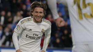 Getafe 0 - Real Madrid 3