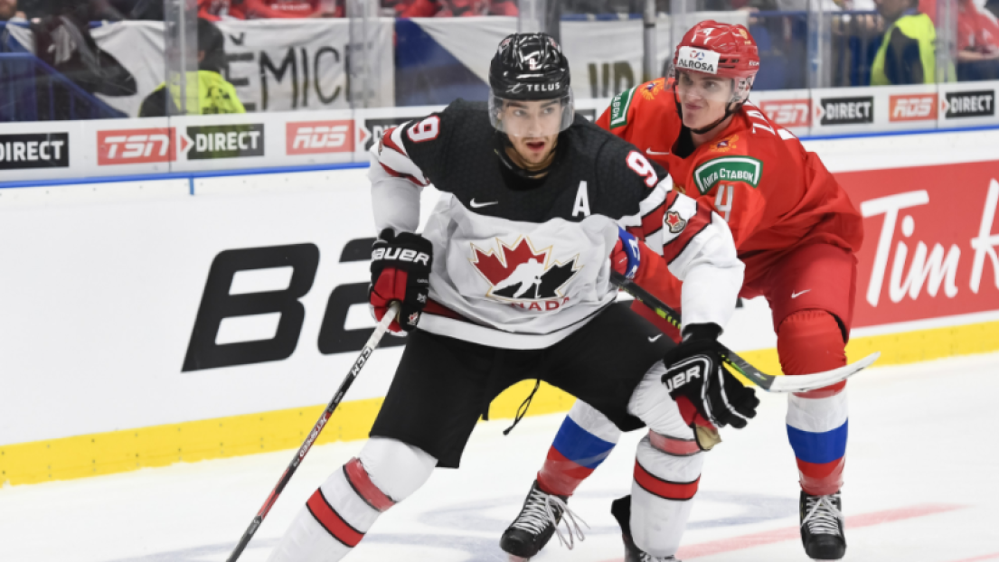 Le Canada remporte la médaille d'or — Hockey junior